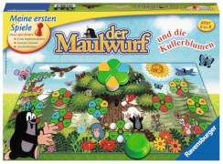 Ravensburger 212675 Der kleine Maulwurf und die Kullerblumen