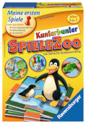 Ravensburger 21269 Kunterbunter Spielezoo