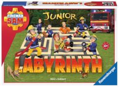 Ravensburger 21282 Feuerwehrmann Sam Junior Labyrinth