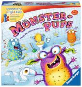 Ravensburger 223299 Monster Pups, Kinderspiel