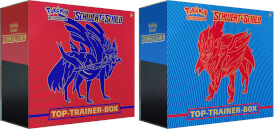 Pokémon Schwert & Schild 01 Top-Trainer Box