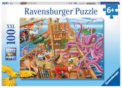 Ravensburger 109395 Puzzle 100 TeileRR  Hoch zu Ross