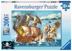 Ravensburger 12771 Puzzle Piraten 200 Teile
