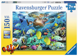 Ravensburger 10009 Puzzle Unterwasserparadies 150 Teile
