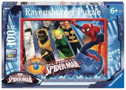 Ravensburger 105298  Puzzle Spiderman und sein Team 100 Teile