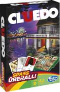 Hasbro B0999 Cluedo Kompakt, für 3-6 Spieler, ab 8 Jahren