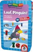 Schmidt Spiele 51291 Ene Mene Muh Lauf, Pinguin!, 2 bis 4 Spieler, ab 3 Jahre