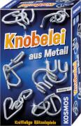 Kosmos Knobelei aus Metall Mitbringspiel