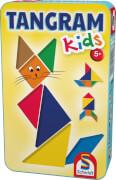 Schmidt Spiele 51406 Tangram Kids, Bring-Mich-Mit-Spiel in der Metalldose, ab 5 Jahre