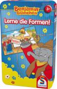 Schmidt Spiele Benjamin Blümchen, Lerne die Formen!, ab 3 Jahre