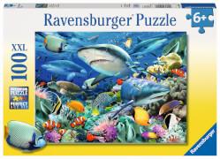 Ravensburger 10951 Puzzle Riff der Haie 100 Teile
