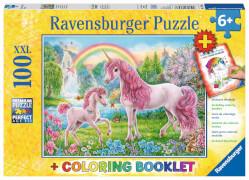 Ravensburger 13698 Puzzle Magische Einhörner 200 Teile