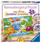 Ravensburger 56118 My first Puzzle: Dinosaurier Freunde, 12 Teile