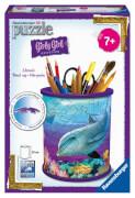 Ravensburger 121168 Puzzle:3D Utensilo - Unterwasser Girls, 54 Teile