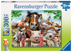 Ravensburger 132072 Puzzle: Say cheese! 300 Teile