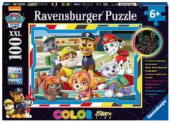 Ravensburger 137039 Puzzle XXL Team Paw Patrol 100 Teile
