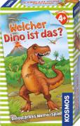 Kosmos Welcher Dino ist das?
