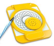 Schmidt Spiele Kreativ-Kiste Spiralkunst Bring-Mich-Mit-Spiele in der Metalldose