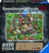 Ravensburger 16483 Puzzle EXIT Im Gewächshaus 368 Teile