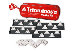 Goliath 60666 Triominos To-Go XL