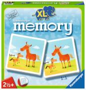 Ravensburger 21122 Mein erstes XL memory® Tiere