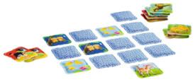 Ravensburger 04512 ministeps® Kuschelweiches memory®