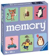 Ravensburger 20614 Happy Animals memory® D/F/I/NL/E/EN