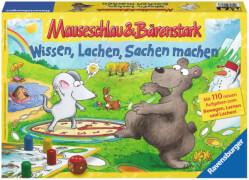 Ravensburger 218073  Mauseschlau & Bärenstark Wissen, Lachen, Sachen machen