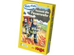HABA Ratz Fatz kommt die Feuerwehr