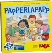 HABA - Papperlapapp, für 1-6 Spieler, ca. 15 min, ab 3 Jahren