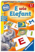 Ravensburger 24951 E wie Elefant