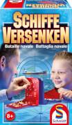 Schmidt Spiele 49092 Schiffe versenken, 2 Spieler, ab 8 Jahre