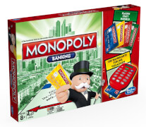 Hasbro Monopoly Banking