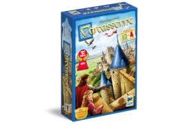 Schmidt Spiele Hans im Glück Carcassonne - neue Edition