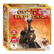 Asmodee Colt Express - Grundspiel, ab 10 Jahren, 2-6 Spieler
