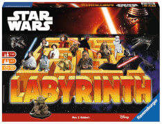 Ravensburger 266661 Star Wars Labyrinth, Legespiel