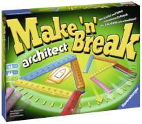 Ravensburger 263455 Make n Break Architect, Geschicklichkeitsspiel