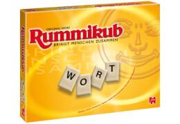 Jumbo 03469 - Original Rummikub Wort, für 2-4 Spieler, ab 8 Jahren