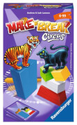 Ravensburger 23445 Make'n Break Circus Mitbringspiel