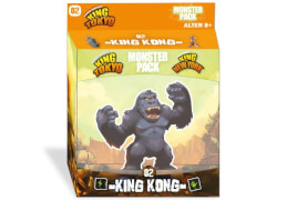 Monsterpack King Kong für King of Tokyo und King of New York