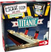 Simba Noris  Escape Room Panic on the Titanic Erweiterung