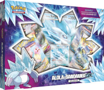 Pokémon Alola-Sandamer-GX Box