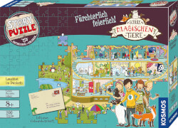 Kosmos Schule der magischen Tiere - Story Puzzle: Fürchterlich feierlich!