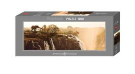 HEYE Panoramapuzzle - Alexander von Humboldt - Elephant - 1000 Teile