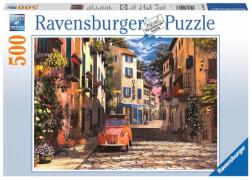 Ravensburger 142538 Puzzle Im Herzen Südfrankreichs 500 Teile