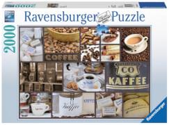 Ravensburger 166114  Puzzle Kaffeepause 2000 Teile