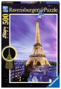 Ravensburger 14898 Puzzle Funkelnder Eiffelturm 500 Teile