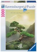 Ravensburger 19389 Puzzle Zen Baum 1000 Teile