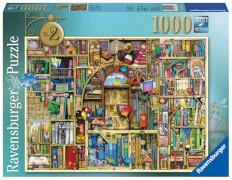 Ravensburger 194186 Puzzle Magisches Bücherregal Nr. 2 1000 Teile