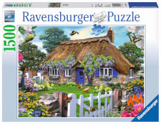 Ravensburger 16297 Puzzle Cottage in England 1500 Teile